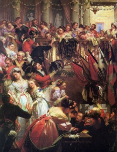 Henry-Nelson-O'Neil_Before-Waterloo_1868