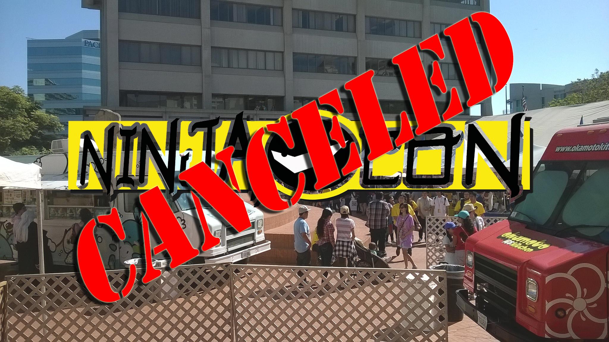 Ninja-Con Is Canceled